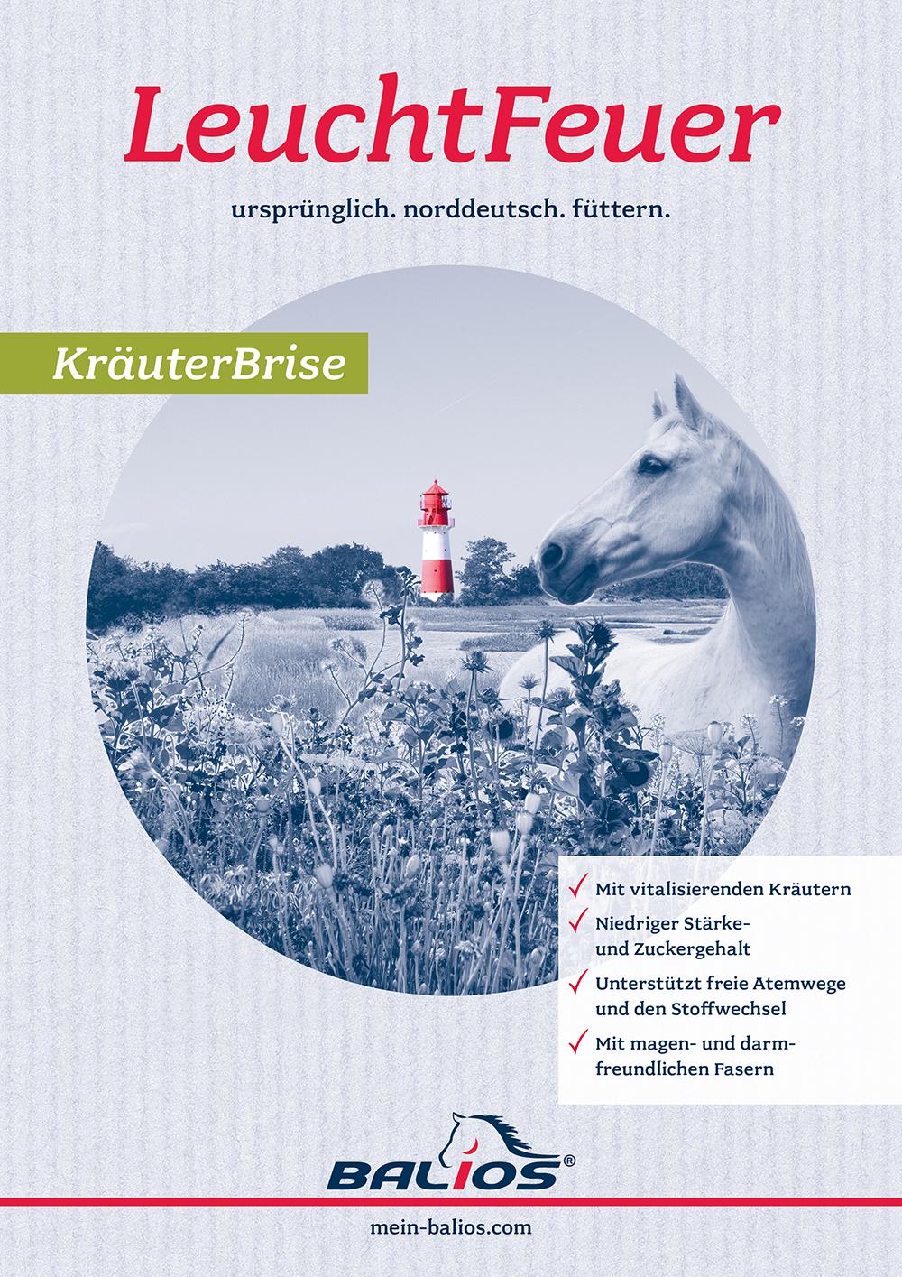 BALIOS LeuchtFeuer KräuterBrise